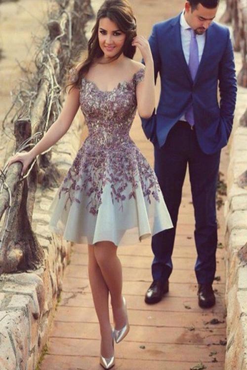Фото нарядных летних платьев на свадьбу