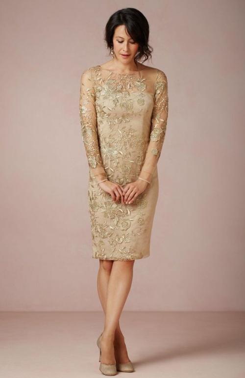 золотое платье на чехле