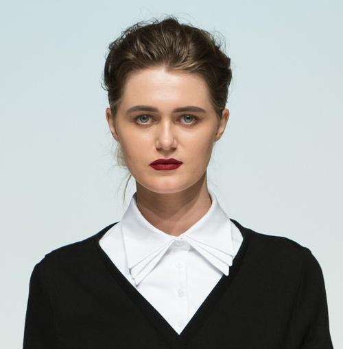 Фото женских причесок с пучком