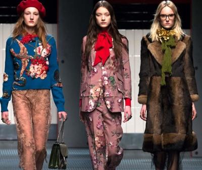 модная женская одежда сезона Осень-Зима 2015-2016. Нестандартная мода 99e9f3f9666