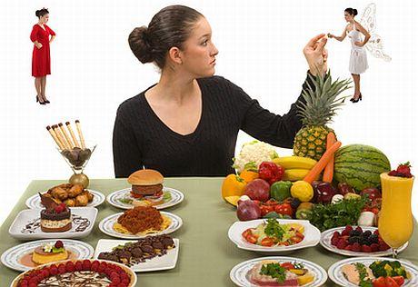 как обмануть мозг при диете