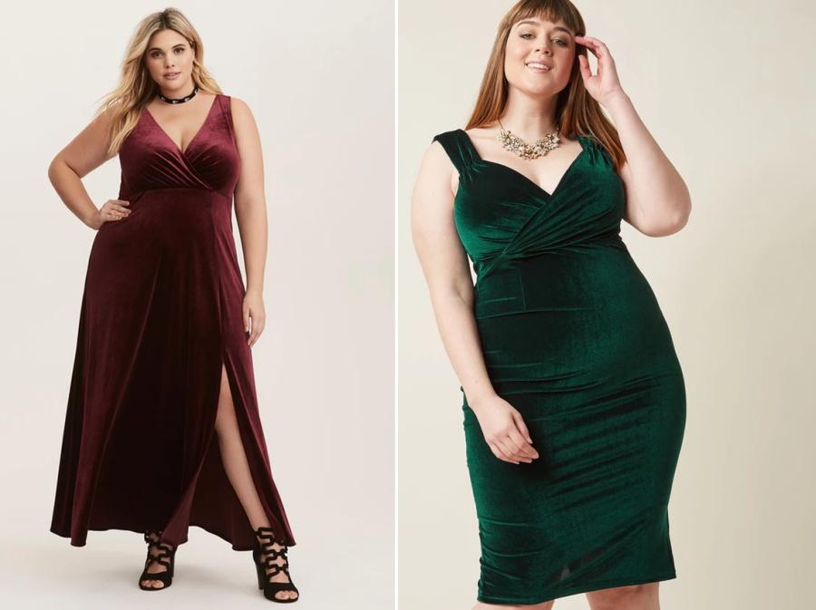 83a1ae27802 Платья для полных. Модели вечерних платьев для полных женщин и ...