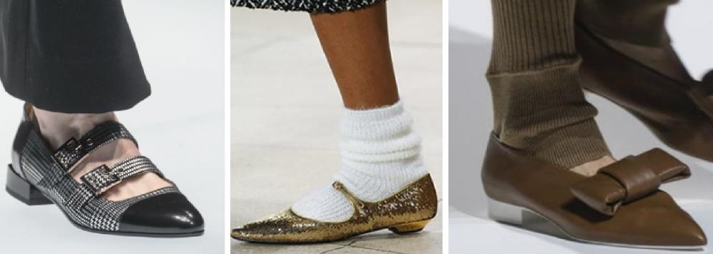 Туфли осенние женские 2019 рекомендации