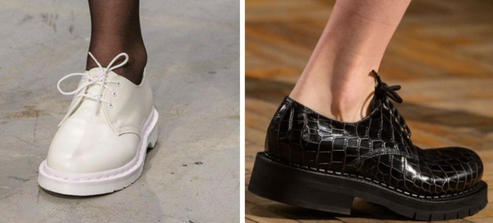 Туфли осенние женские 2019