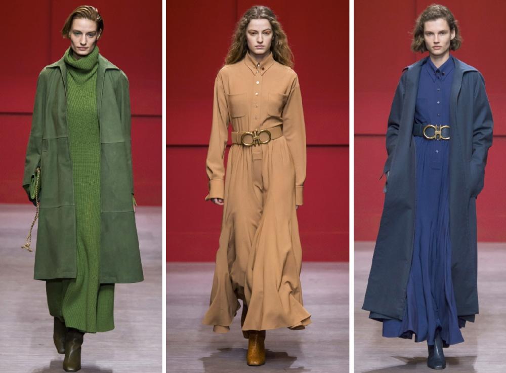 5c7569b0900 элегантные стильные деловые офисные платья от модного бренда Salvatore  Ferragamo