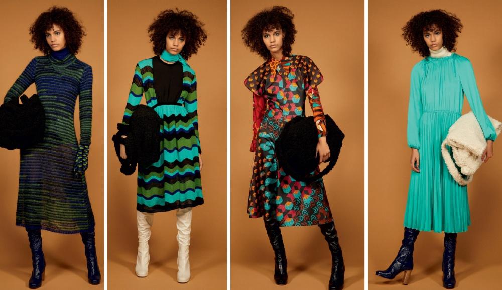 3a620a6d8bd деловая повседневная офисная мода от M Missoni - с модного показа Осень-Зима  2018-