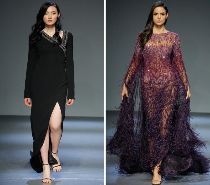 Фото платьев для полных женщин