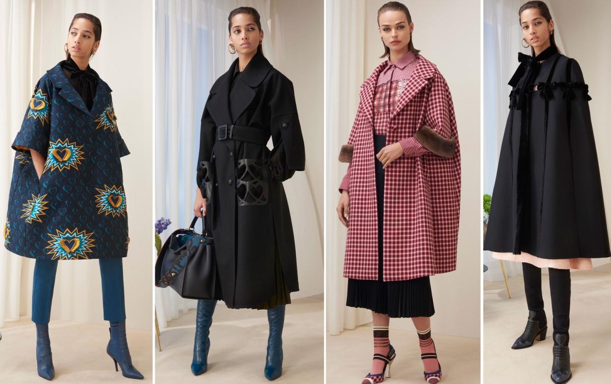 682160b8a79 модная тенденция пальто осень-зима 2018-2019 - пальто-кокон