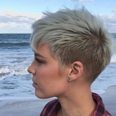 Фото прически для волос боб