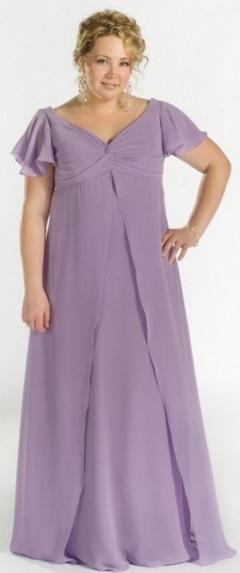 Показать фасоны платьев для пожилых