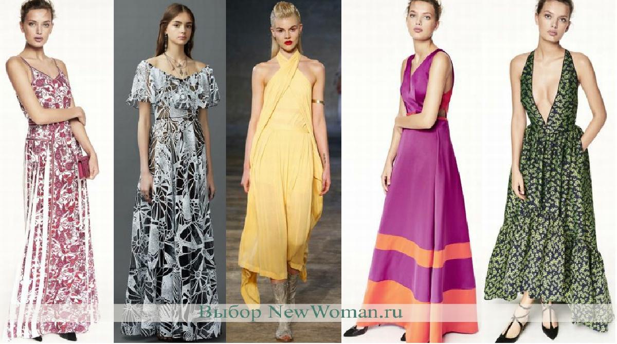 Модный вырез на платье 2017