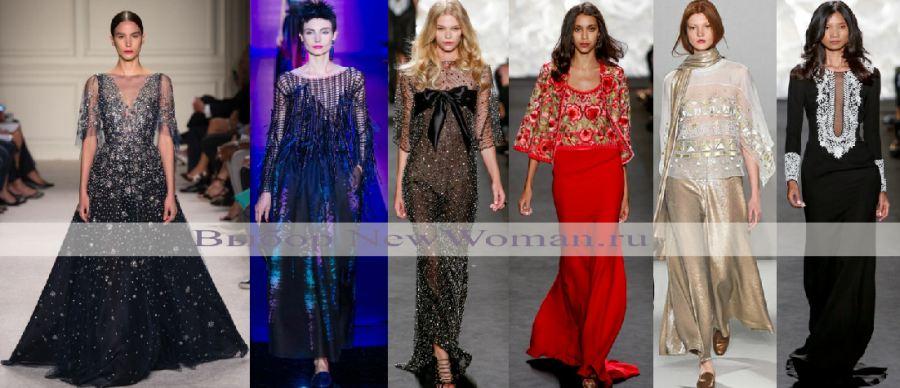 7d6cfd4dd4491d9 Фото красивых платьев для встречи Нового года