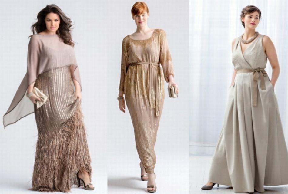 dfded9a0f02f Платья для полных. Модели вечерних платьев для полных женщин и ...