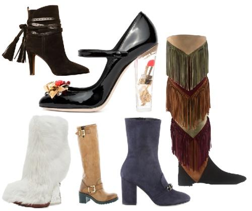 Модная обувь 2015 осень-зима фото