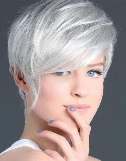 Женские молодёжные стрижки на короткие волосы