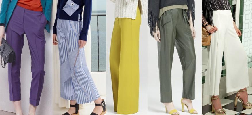 3d5189041e72 Женские брюки от Bottega Veneta, Lisa Perry, Adam Lippes, Halston Heritage  - коллекция