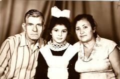У бабушки две у дедушки одна