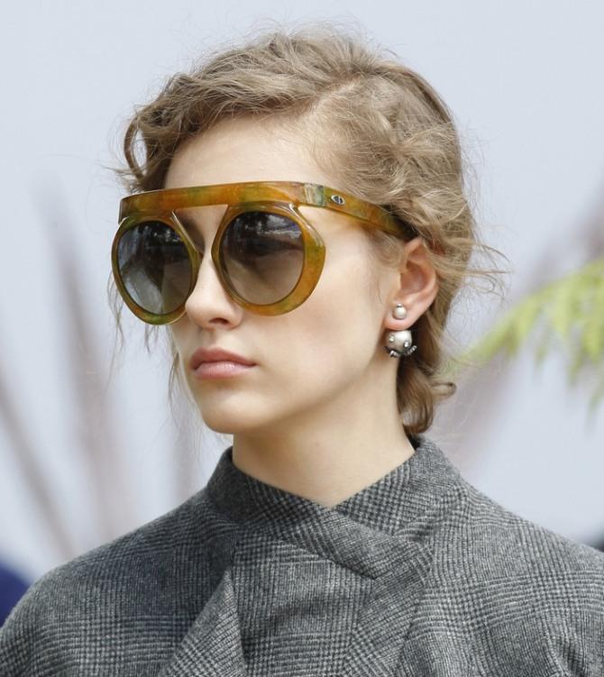 Солнечные очки 2017 женские тенденции