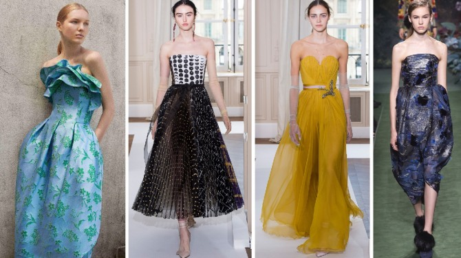 модные женские вечерние платья 2018 на корсете с обнаженными плечами 7bbd987bba6