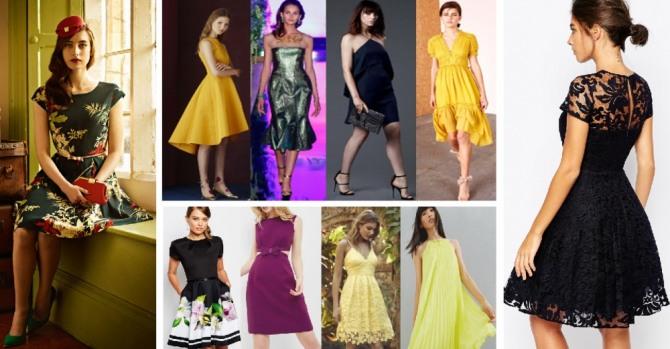 платье на новогодний праздник для женщины-Стрельца - выбираем нарядное вечернее платье для новогоднего торжества по знаку зодиака