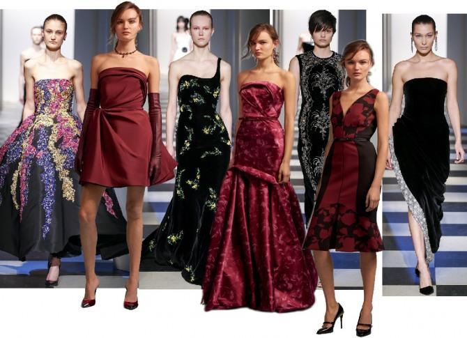 новогоднее платье для женщины-Козерога - фото красивых идей высокой моды