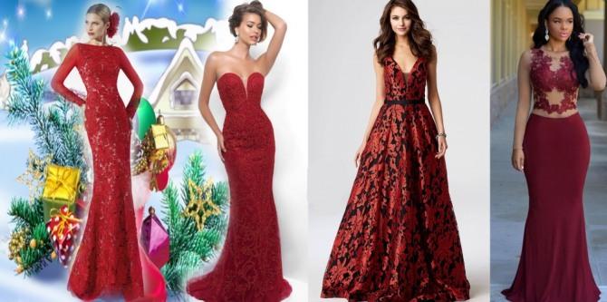 новогоднее платье для женщины-Скорпиона по гороскопу