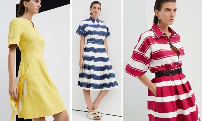 Деловые платья 2018 года фото