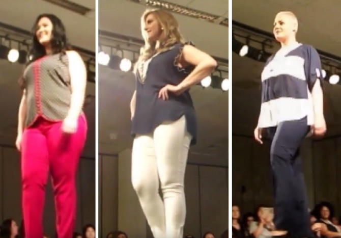 Fashion Weekend Plus Size Verão 2018