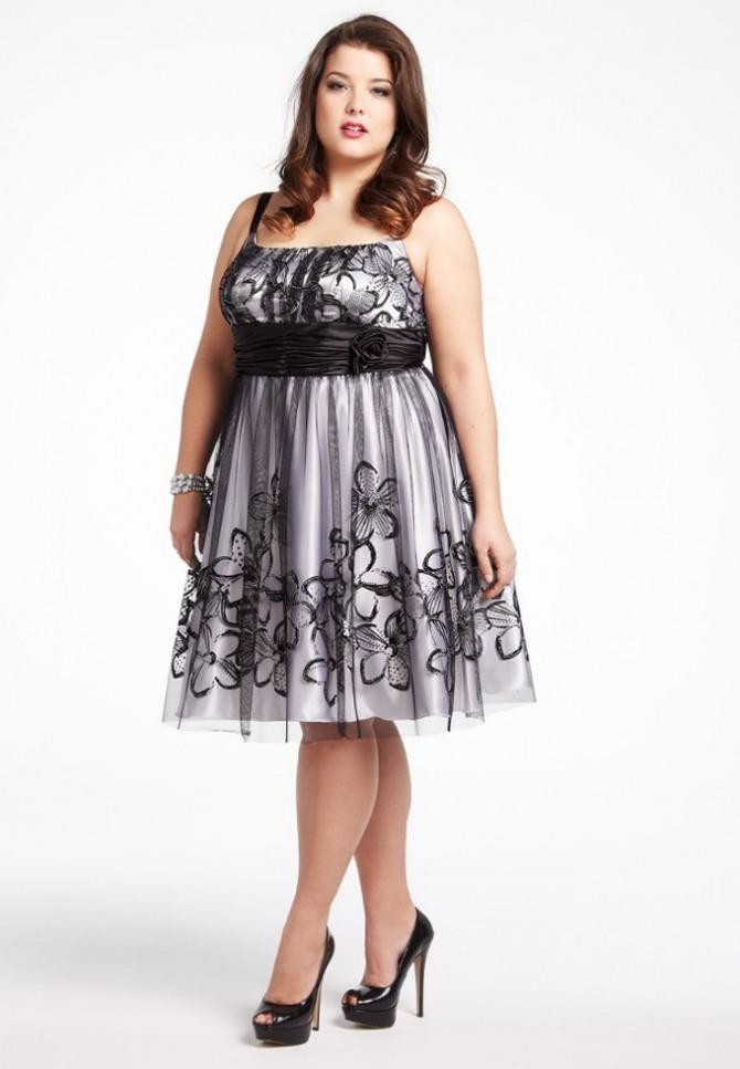 Trendy & Vintage-Style Plus Size Dresses ModCloth