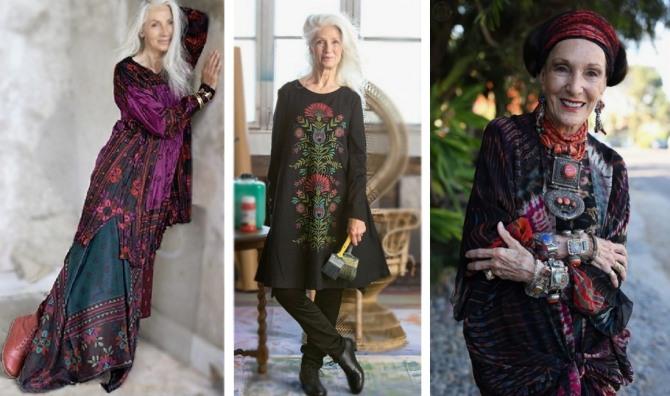 c730e10d262 одежда для пожилых женщин с этническим принтом