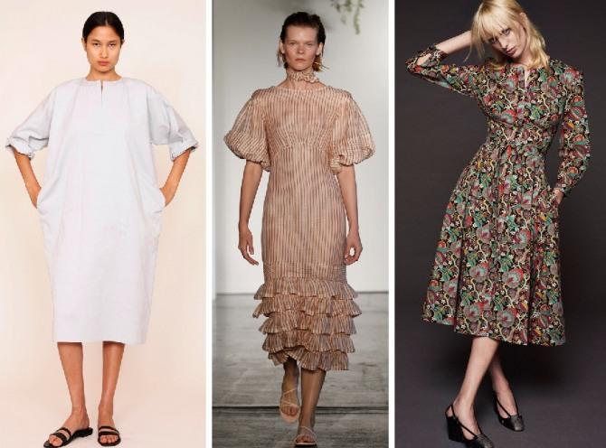 b95525f5417 летние платья для пожилых женщин - модные фасоны 2018