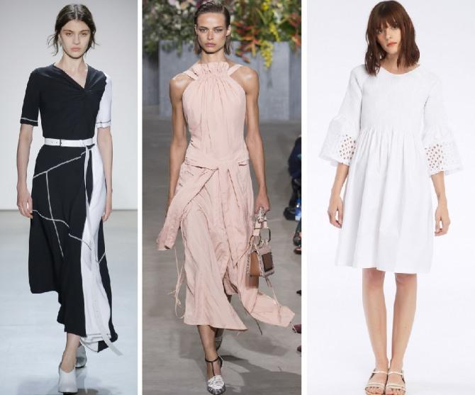 2ac280d2e64 модные платья для работы вофисе на лето 2018
