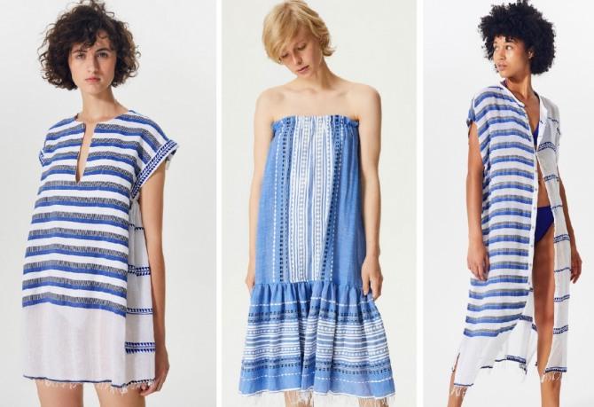 4c7edbffabe модные пляжные платья для девушек лето 2018 года