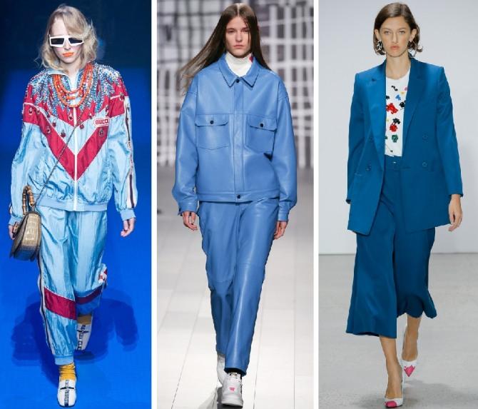 Модный весенний костюм женский купить