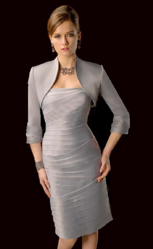 вечернее платье-костюм для мамы на свадьбу