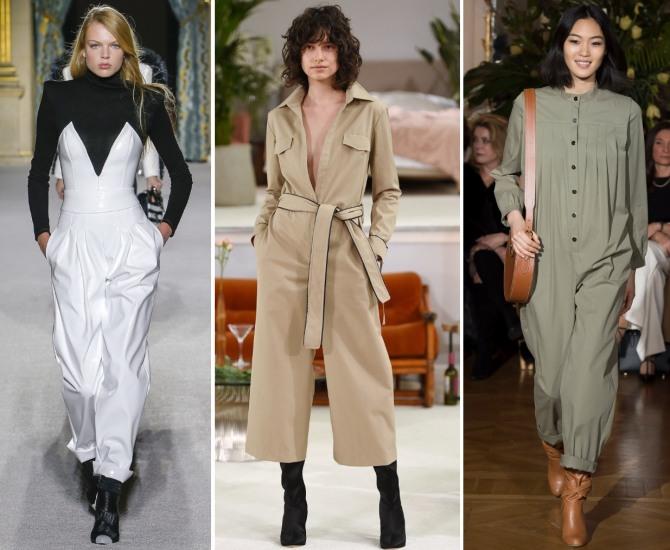 e6b0a987782 фото стильных деловых комбинезонов для работы в офисе - модные тренды в  женской одежде осень-