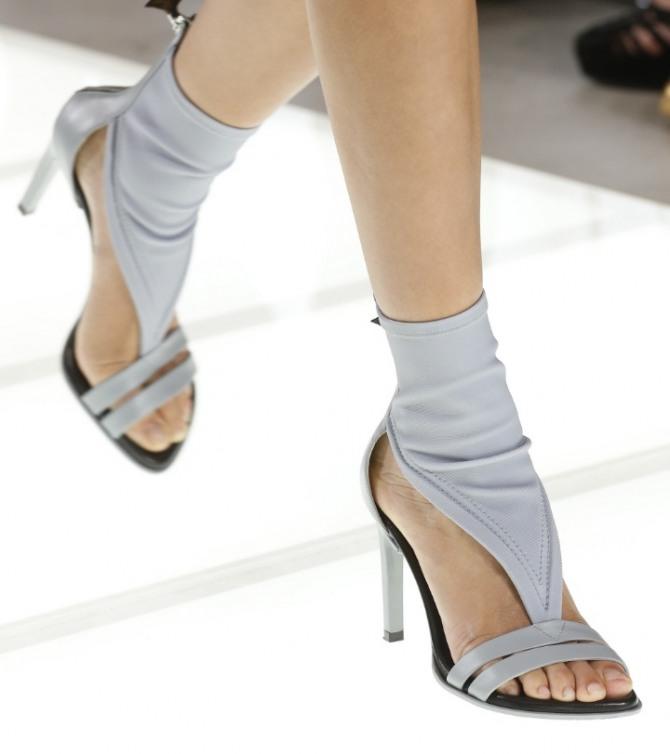 4eb4f33599d6 Модная женская обувь Весна-Лето 2018 - тенденции и фото