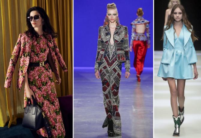 0c6ce32a7ce Модный женский наряд для торжества 2019 - вечерние жакеты