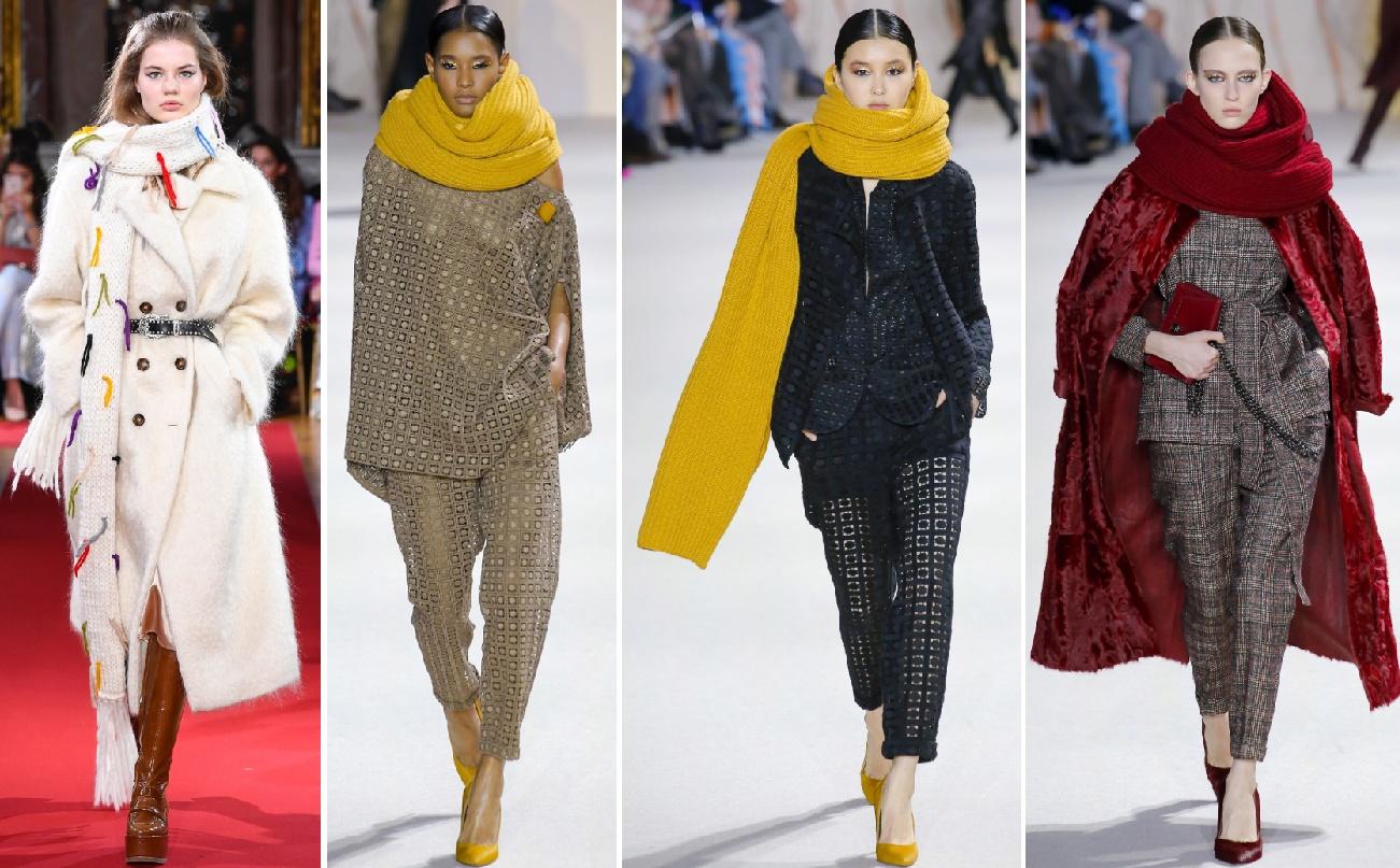 какие платки модные