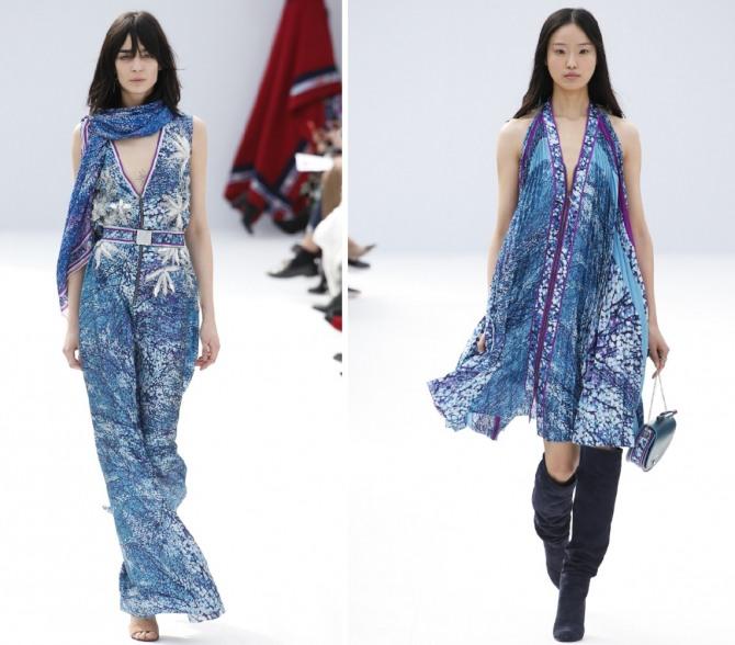 72a7a5d8627 платья цвета морской волны Leonard Paris - лето