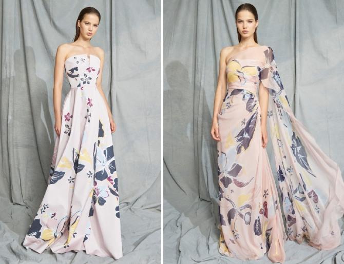 платья в пол для летнего торжества 2019 от Zuhair Murad