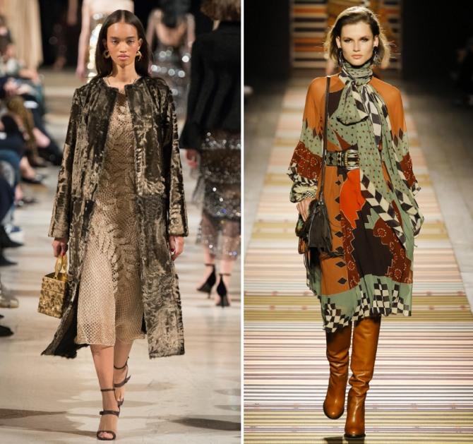 стильные платья от дизайнерских домов Oscar de la Renta,Etro