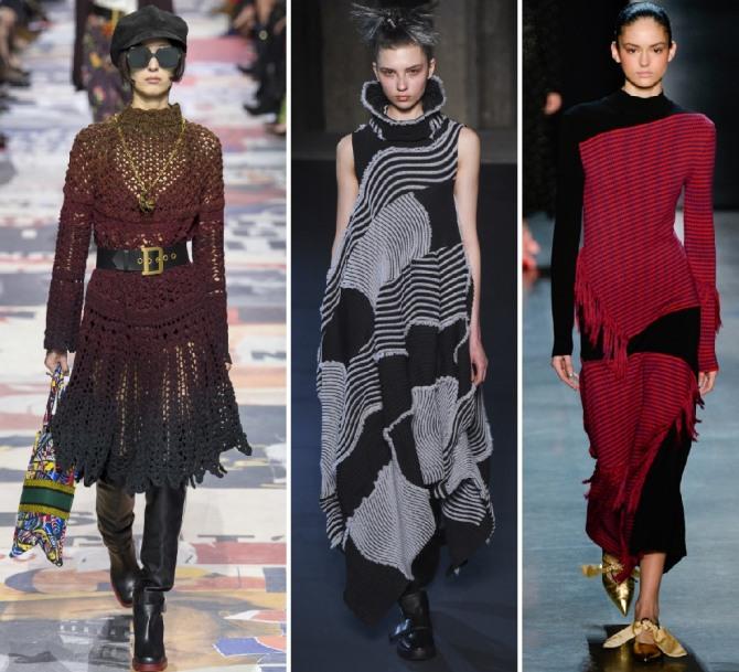 платья Christian Dior,Issey Miyake,Prabal Gurung