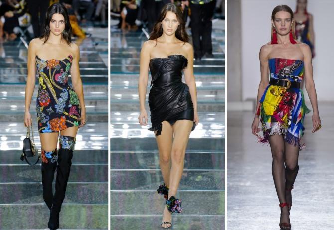 Эротические платья на показах мод, чорний жопа секс фото