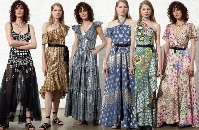 платье 2019 - модные тенденции и фото