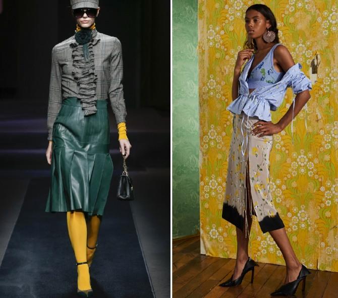 2f04ec94f21 модные блузки с подиумов мировых столиц