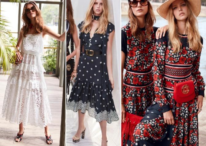 платья лето 2019 Elie Saab