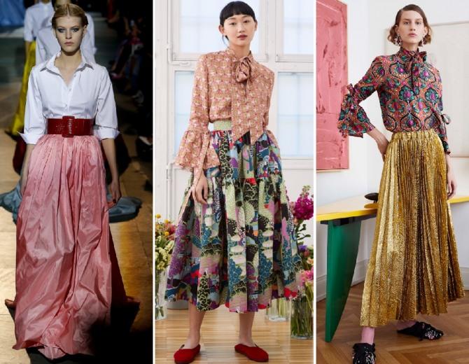 ec748c33719 Модные блузки 2019 - разбор трендов