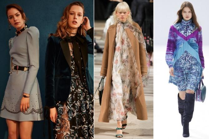весна 2019 - платья от Elie Saab,Oscar de la Renta,Leonard Paris