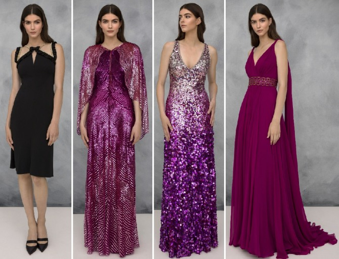 платья от модного дома Jenny Packham - показы на 2019 год